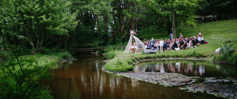 cérémonie laïque au Cocobarn
