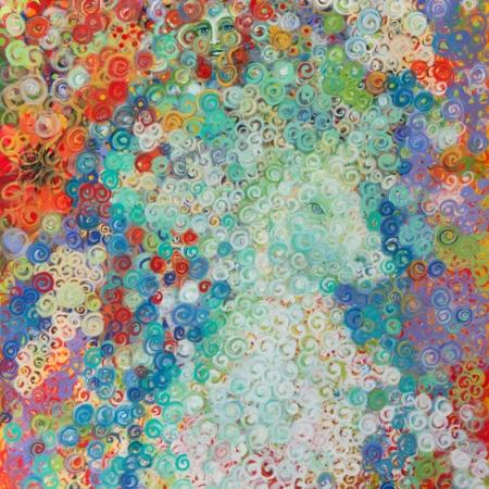 panoplie des couleurs portrait d'un âme
