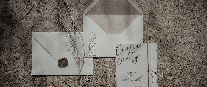 Faire part mariage et wedding planner haut de gamme Flowers and Pencils et drougARTevent